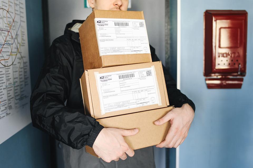 nosič balíků